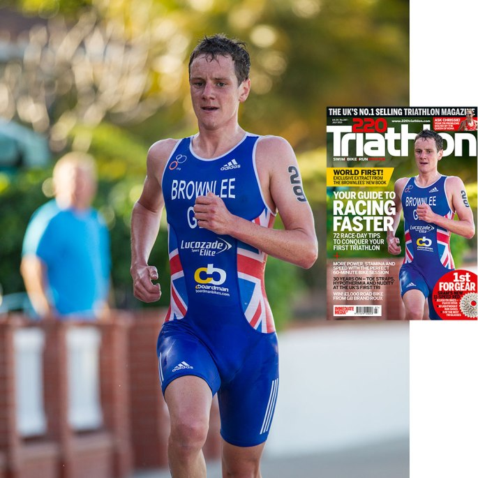 220 Triathlon - July 2013 Issue #287 published May 28, 2013