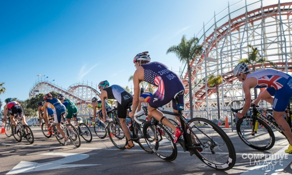 ITU World Triathlon Series San Diego