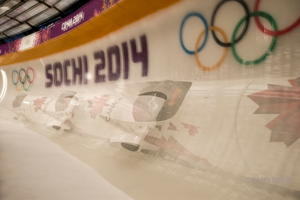 OLYMPICS: FEB XX XXII Olympic Games - Bobsleigh