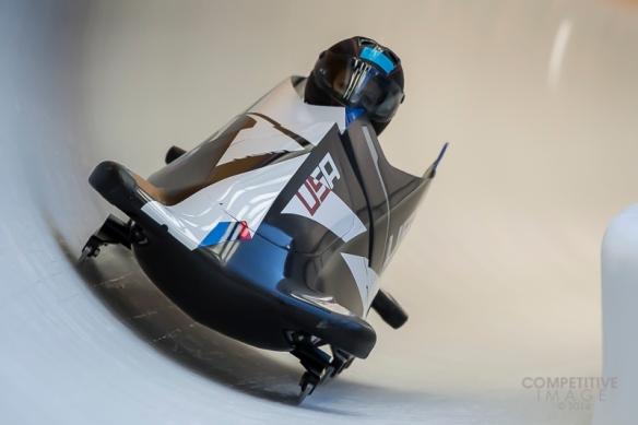 OLYMPICS: FEB XX XXII Olympic Games - Bobsleigh