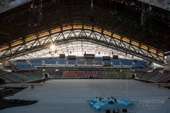 Sochi Opening Ceremonies