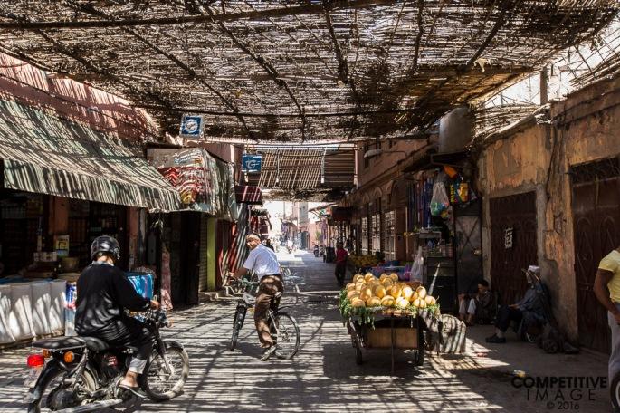 Travel in Marrakech