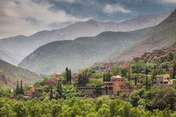 Travel in Marrakech travel to the Atlas Mountains