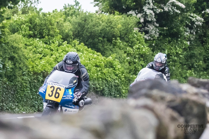 Isle of Man Tourist Trophy - 2017Castletown Classic Races
