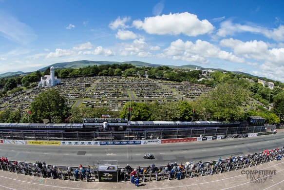 Isle of Man Tourist Trophy - 2017RST Superbike Race