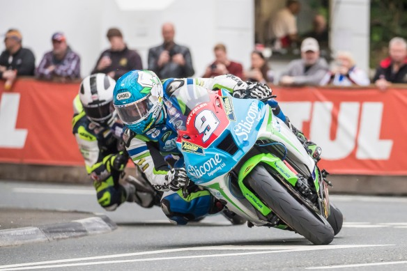 Practice session #2- Isle of Man Tourist Trophy - 2017