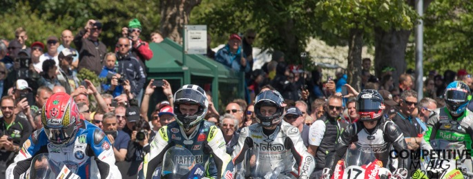 Isle of Man Tourist Trophy - 2017Superbike Race